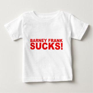 Barney Frank Sucks! Baby T-Shirt