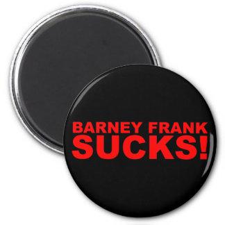 Barney Frank Sucks! Magnet