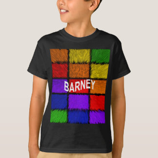 BARNEY (male names ) T-Shirt