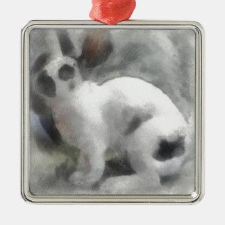 Barney Metal Ornament