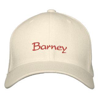 Barney Name Cap / Hat