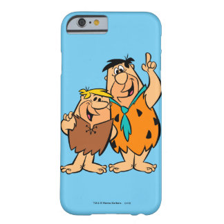Barney Rubble and Fred Flintstone Barely There iPhone 6 Case