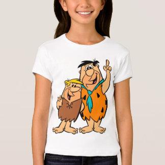 Barney Rubble and Fred Flintstone T-Shirt
