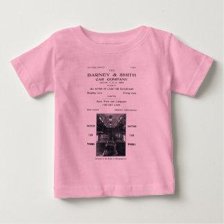 Barney & Smith Railroad Car Company 1906 Baby T-Shirt