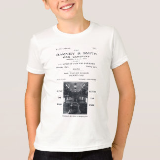 Barney & Smith Railroad Car Company 1906 T-Shirt