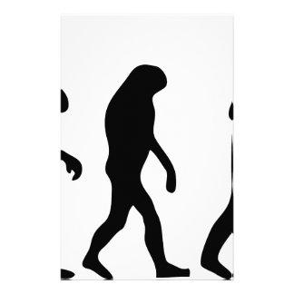 barney stinson evolution stationery