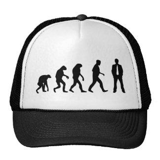barney stinson evolution trucker hat