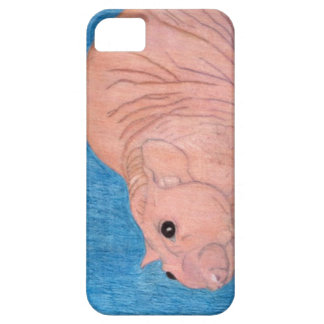 Barney, The Hairless Rat iPhone 5 Covers