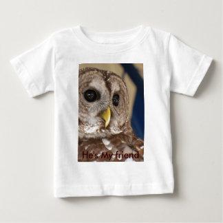 Barney the Owl Baby T-Shirt