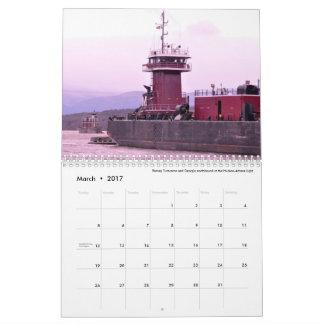 Barney Turecamo 2017 calendar