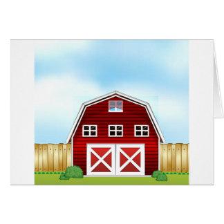 Barnhouse Card