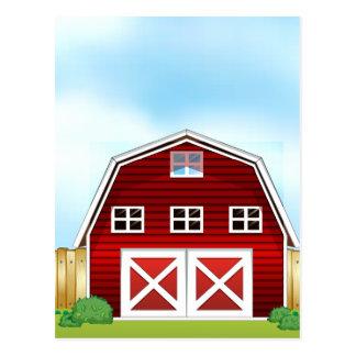 Barnhouse Postcard