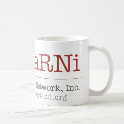 BaRNI - Basset Rescue Network Inc Coffee Mug