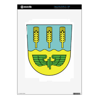 Barnin_Wappen1 (2) Skin Para El iPad 2