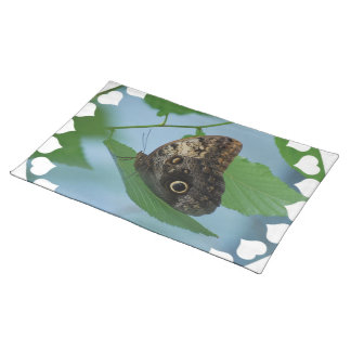 Barnowl Butterfly Place Mats