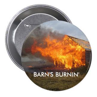 Barn's Burnin' Button