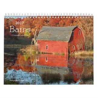Barns Calendar 2017