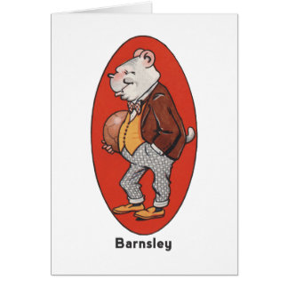 Barnsley Football Club Card