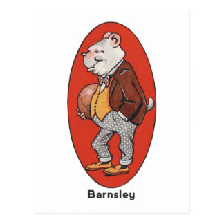Barnsley Football Club Postcard