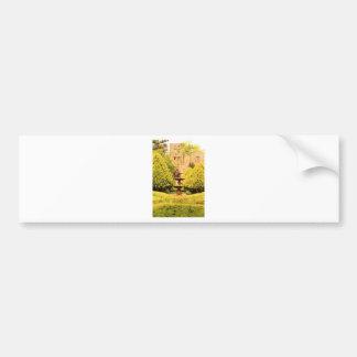 barnsley main bumper sticker