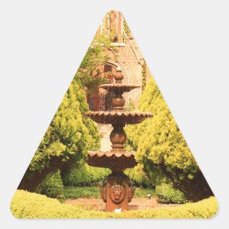 barnsley main triangle sticker