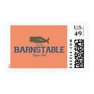 Barnstable  - Cape Cod. Postage