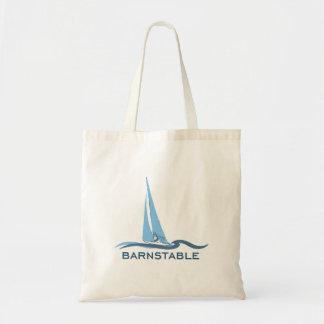 Barnstable  - Cape Cod. Tote Bag
