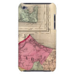 Barnstable, Dukes, Nantucket counties iPod Touch Cover