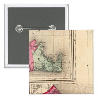 Barnstable, Dukes, Nantucket counties Pins