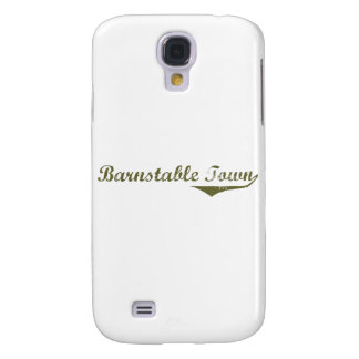 Barnstable Town Revolution tee shirts Samsung Galaxy S4 Cases