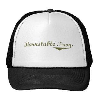Barnstable Town Revolution tee shirts Hat