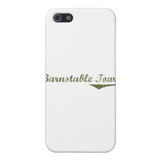 Barnstable Town Revolution tee shirts iPhone 5 Covers