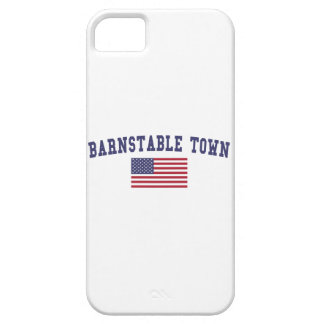 Barnstable Town US Flag iPhone SE/5/5s Case