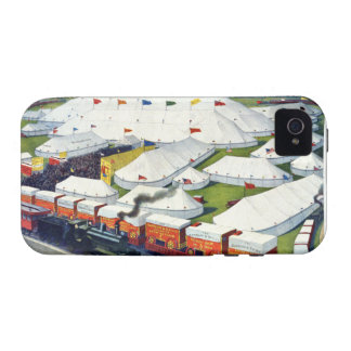 Barnum and Bailey Circus 1899 iPhone 4 Covers