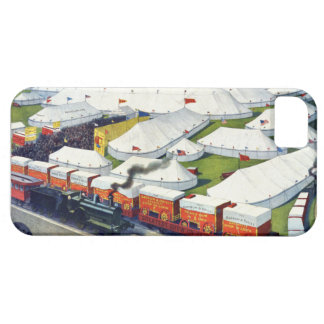 Barnum and Bailey Circus 1899 iPhone 5 Cover