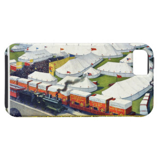 Barnum and Bailey Circus 1899 iPhone 5 Covers