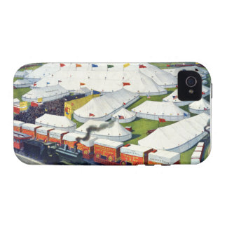 Barnum and Bailey Circus 1899 iPhone 4/4S Case