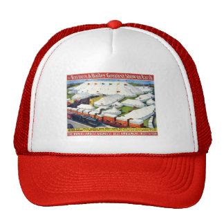 Barnum and Bailey Circus 1899 Trucker Hat