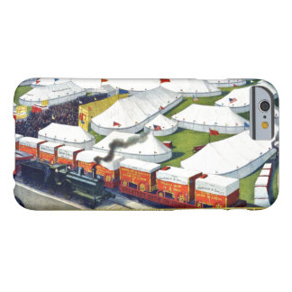 Barnum and Bailey Circus 1899 iPhone 6 Case
