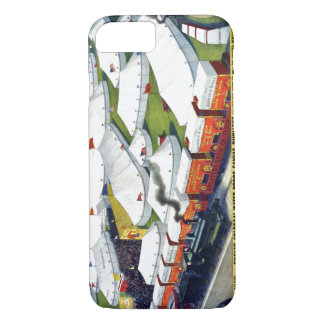 Barnum and Bailey Circus 1899 iPhone 7 Case