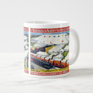 Barnum and Bailey Circus 1899 Large Coffee Mug