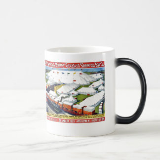Barnum and Bailey Circus 1899 Magic Mug