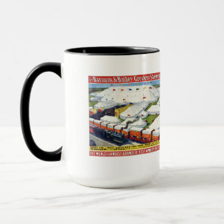Barnum and Bailey Circus 1899 Mug