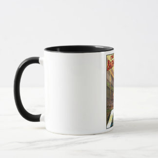 Barnum and Bailey Desperado's Leap for Life Mug