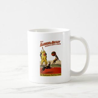 Barnum and Bailey: Football Dogs Coffee Mug