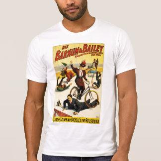 Barnum & Bailey Circus - Circa 1900 - In German T Shirts