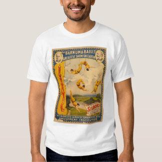 Barnum & Bailey Circus - Circa 1900 T Shirt