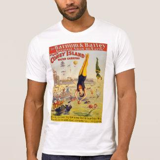 Barnum & Bailey Circus - Circa 1900 T-shirts