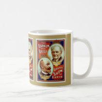 Barnum & Bailey Circus Greatest Show on Earth Coffee Mug