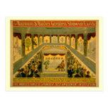 Barnum & Bailey Circus Poster Postcards